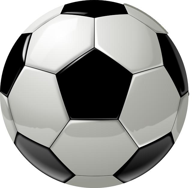 fotbalový míč ilustrce