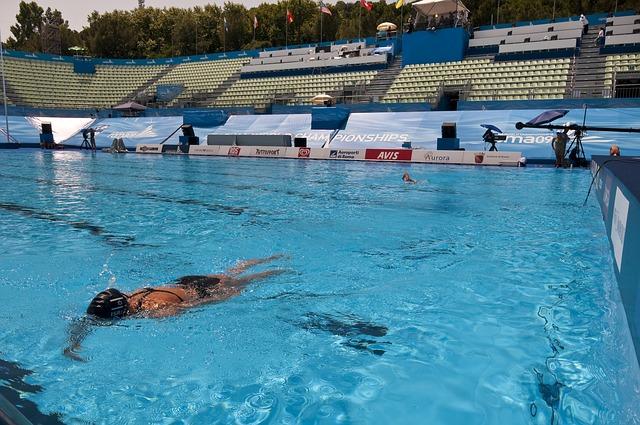 sport ve vodě