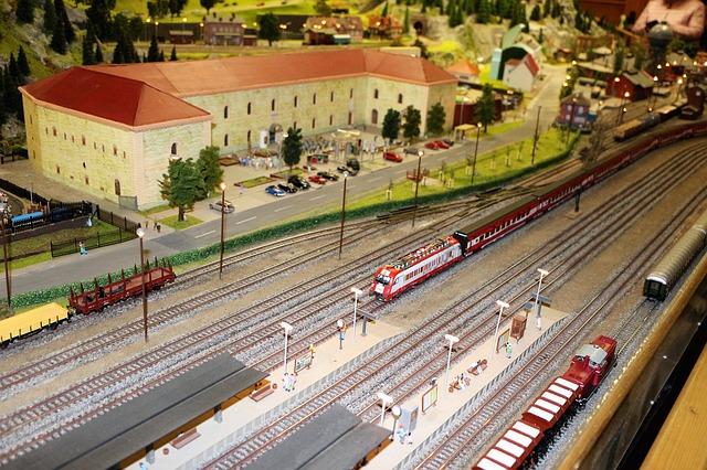 železniční tratě