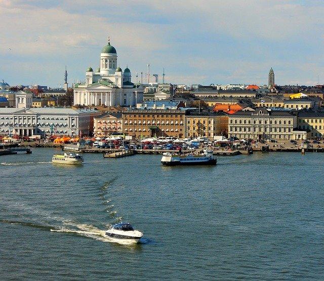 24 hodin v Helsinkách