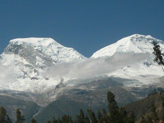 Nejvyšší vrcholy Jižní Ameriky