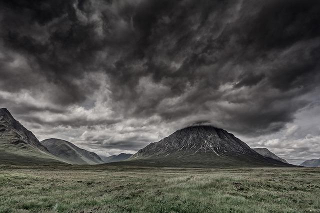 skotské hory